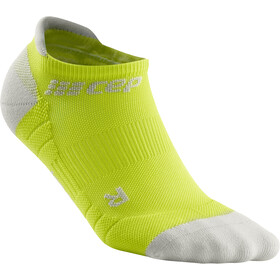 cep No Show Socks 3.0 Men lime/light grey